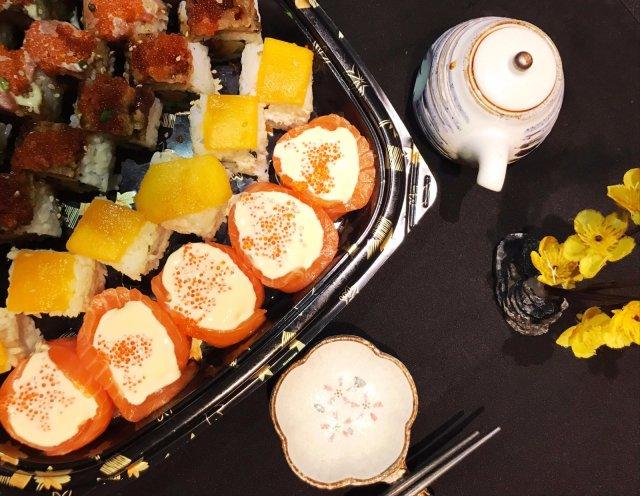 越南Sushi日式寿司店